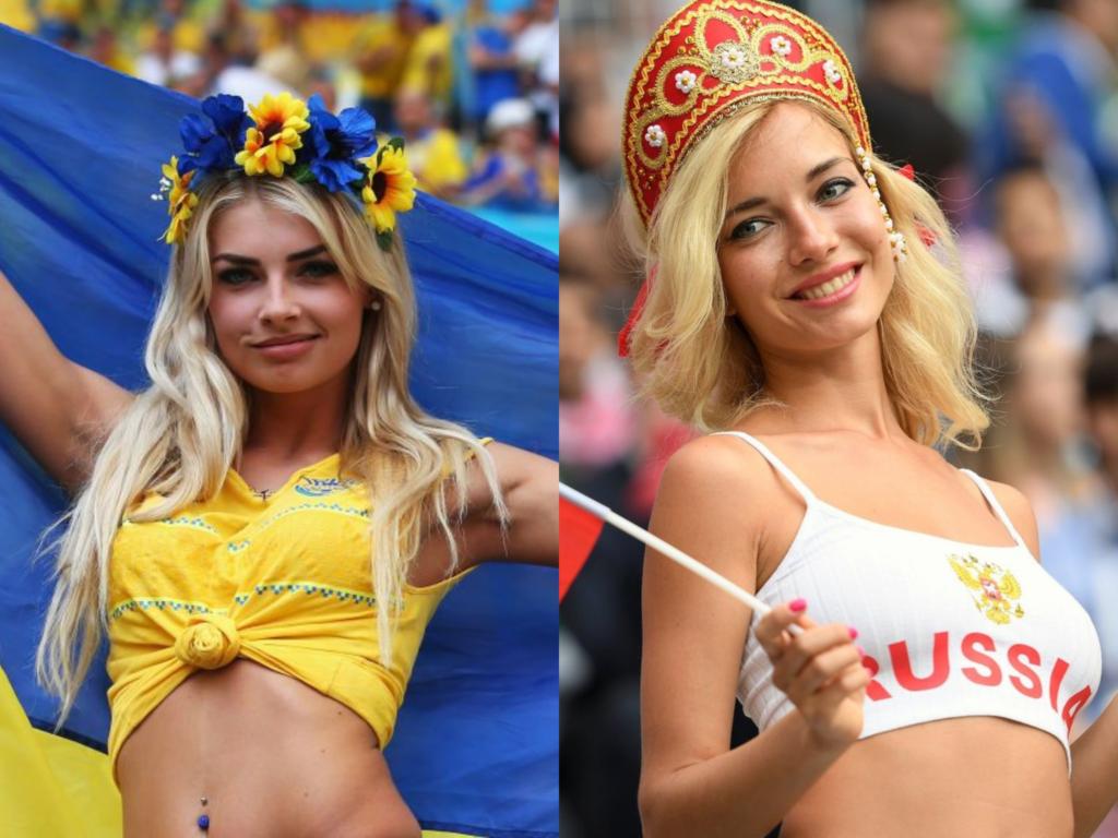 10 Unterschiede einer ukrainischen Frau von der russischen
